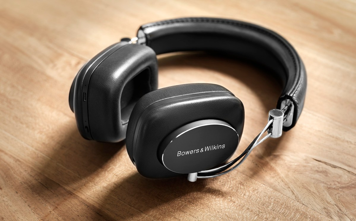 Bowers & Wilkins presenta le nuove top di gamma B&W P7 Wireless
