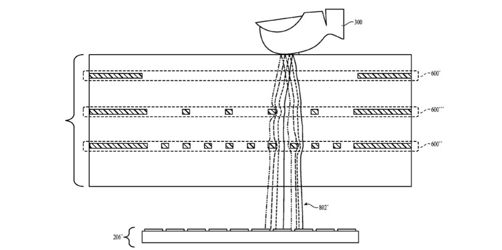 Apple brevetta un sensore delle impronte digitali da inserire sotto lo schermo