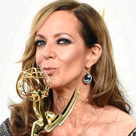 Allison Janney (Mom) - OUTSTANDING SUPPORTING ACTRESS IN A COMEDY SERIES