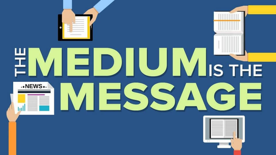 The Medium is the Message How New Media Affects the Gospel