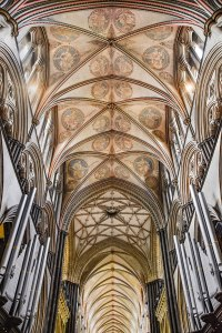 Gothic Vaulted Ceilings | Integralbook.com