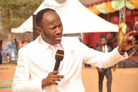 Apostle Suleman: Said Any God That Cannot Fight For Himself Should Not Be Worshiped See Reasons Why
