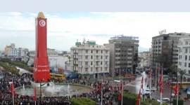 هدوء في تونس