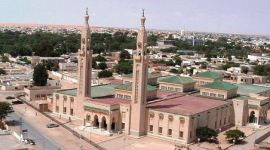 Saudi_mosque_in_Nouakchott