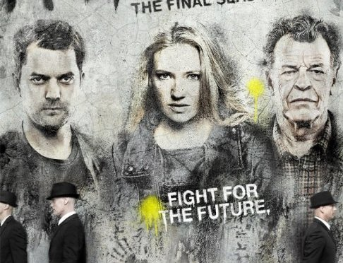 TV Review: Fringe, Season 5, Episode 9: Black Blotter