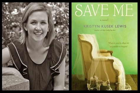 Sahar's Blog 2015 03 19 Author Spotlight Kristyn Kusek Lewis
