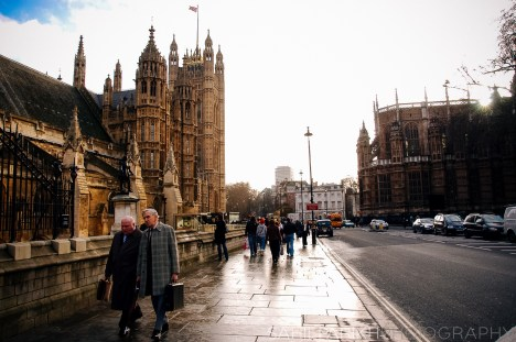 London, England - Parliament