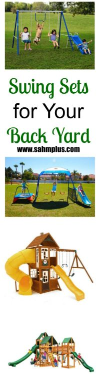 Small Backyard Swing Set - [audidatlevante.com]