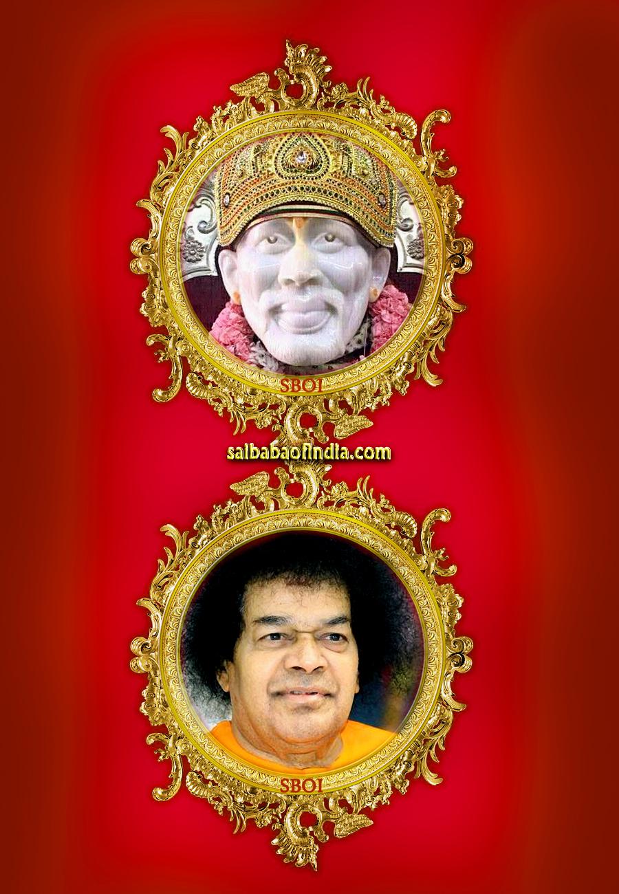 Jai Mata Di 3d Live Wallpaper Sai Baba Bhagavan Sri Sathya Sai Baba Shirdi Sai Baba