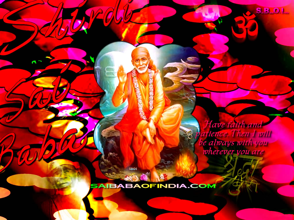 Sai Baba Animated Wallpaper For Pc Sai Baba Wallpapers Photos Free Download Desktop