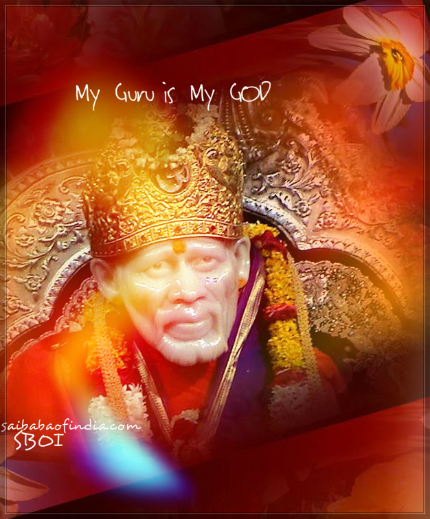 Sai Baba 3d Live Wallpaper Free Download Guru Poornima Shirdi Sai Baba Greeting Cards Sai Baba