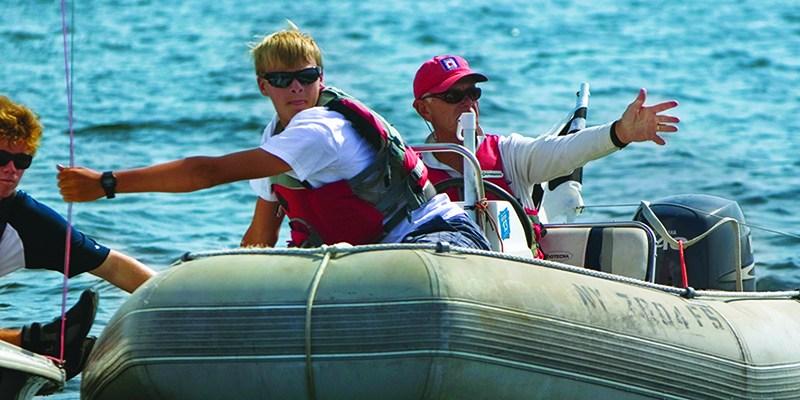 Coaches Locker Room: Junior Sailing Coaching 101