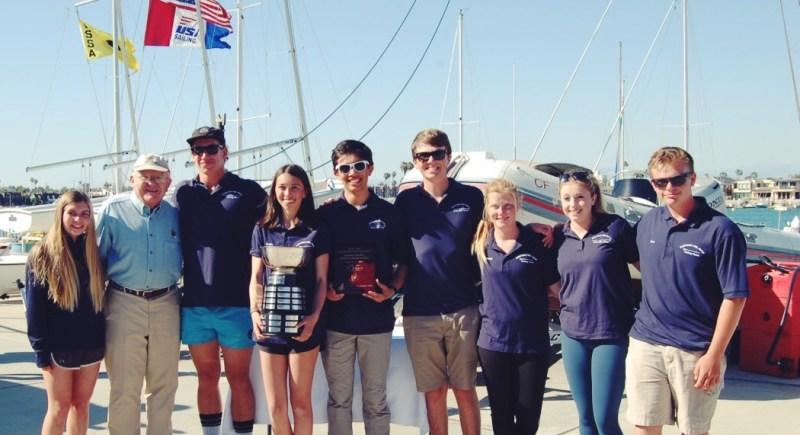 High School Sailing Spotlight: PCC Dinghy Championship Report