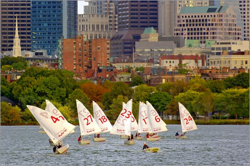 New England Youth Sailing Venue Scouting Report
