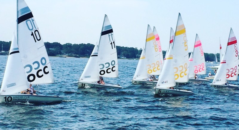 So Long Summer: Transitioning Back Into High School and College Sailing
