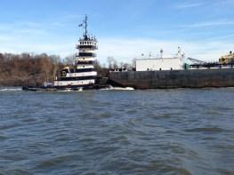 Barge Traffic