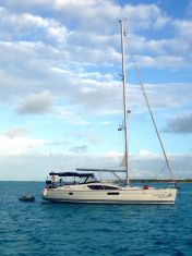 Fortune's Favour Sailboat