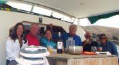 Rum Punch at Drake's Bay