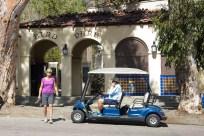 Golf Cart Tour with Friends