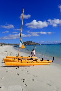 The Hobie Mirage Adventure Island