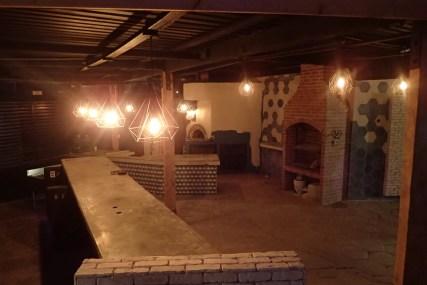 Restaurant Under Construction, opening Dec 27