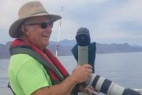 Happy Whale Photographer