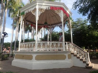 El Fuerte, Gazebo in Plaza