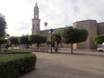 El Fuerte, Center of Town