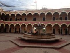 Courtyard, Palacio Municipal