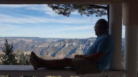 Balcony View, AHHHH