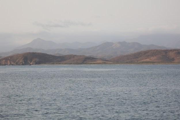 A watercolor-esque landscape, Isla Grande