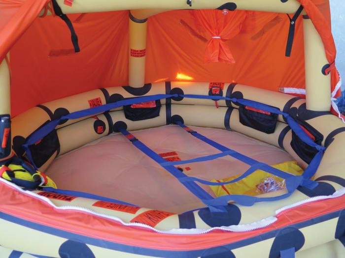 How To Choose A Liferaft Sail Magazine