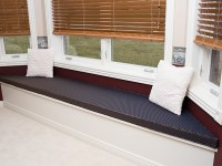 Bay Window Cushions Seats