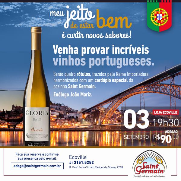 Evento traz um pouco de Portugal para Curitiba