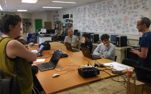 Formation Projet Professionnel et travail en tiers-lieu