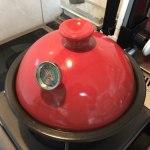 魚肉ソーセージの燻製(熱燻)