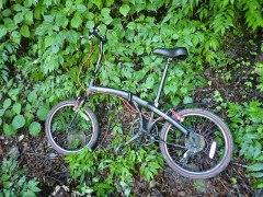 160807三峰川自転車駐車