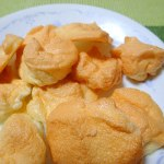 卵白が余った時の不思議なお菓子 | メレンゲ焼き