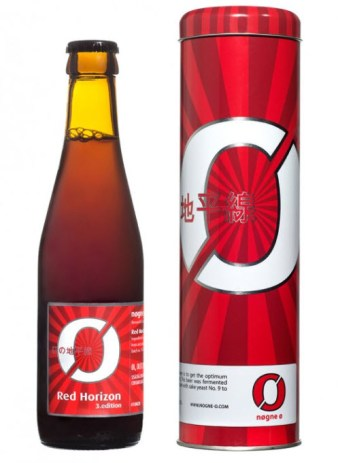 Red Horizon beer from Nogne O