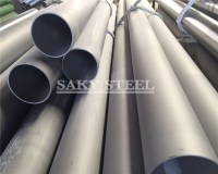Schedule 40 316 Stainless Steel Pipe - China Saky Steel