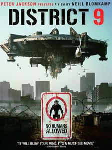 [英] 第九禁區 (District 9) (2009)[臺版] - 藍光電影 SaleGameZ