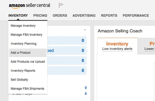 How to set up your Amazon product listing - product list samples