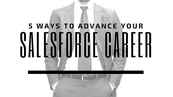 5 ways to advance your