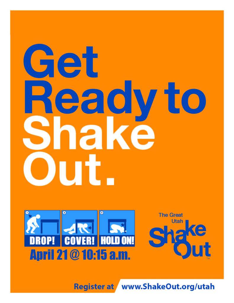 ShakeOut_Utah_2016_Poster_GetReady_Color