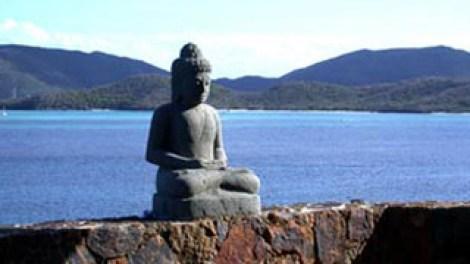 Necker Island Buddha