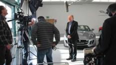 Jaguar F-Type Film with Ian Callum