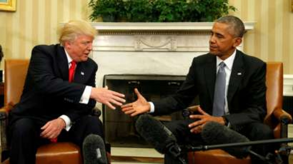 الديلي تليغراف:رغم أنه يضع جبلا من العوائق أمام ترامب إلا أن أوباما هو أكبر الخاسرين