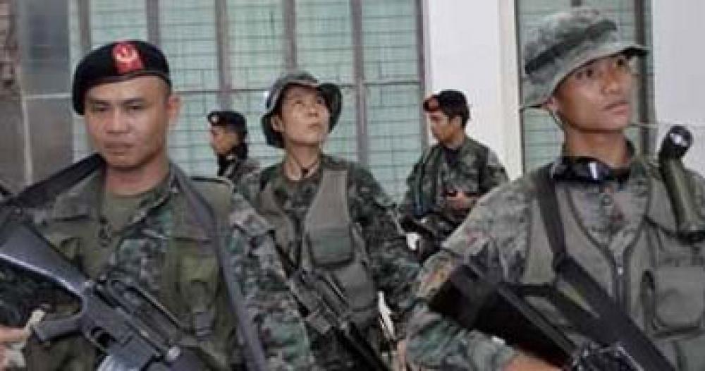 تحرير اكثر من 150سجيناً بعد اقتحام مسلحين لسجناً في الفلبين