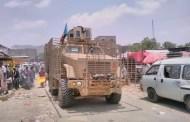 قوات الحزام الأمني تعيد نشر قواتها في ابين عقب عدة أيام من إخلاء مواقع ..