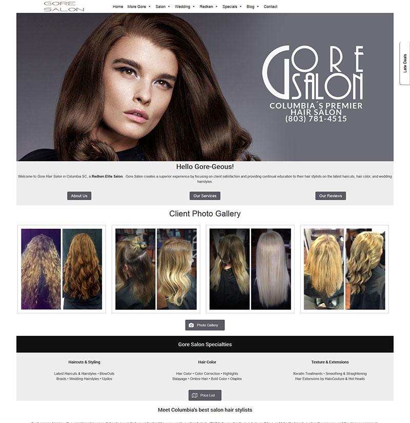 Salon Website Design \u2013 checklist